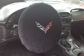 14-18 Steering Wheel Cover