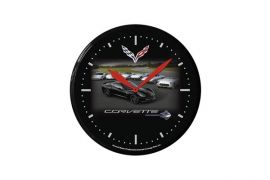C7 Corvette Heritage 14in Wall Clock