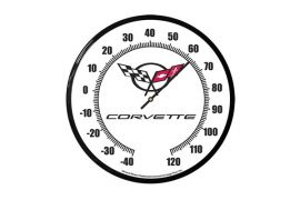 C5 Corvette 14in Thermometer