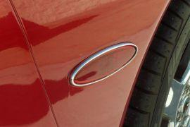 97-04 Rear Side Marker Light Chrome Molding (2pc)