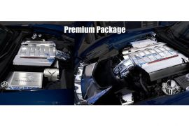 14-19 Stainless Premium Engine Upgrade Package
