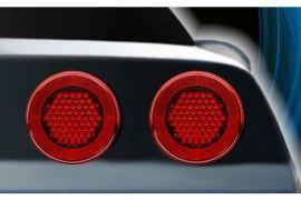 84-90 Max Red LED Tail Light Set