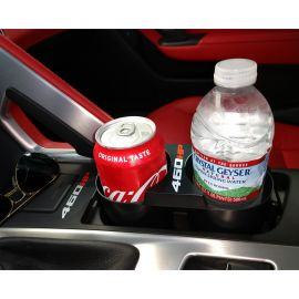 14-19 Stop Flop Console Cup Holder w/650hp Logo