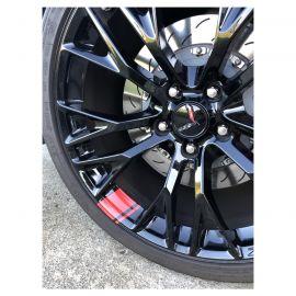 14-19 Wheel Hash Decal Set