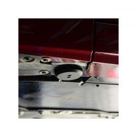 97-21 Bolt-On Anodized Aluminum Jack Pad Set
