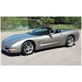 1997-2004 Corvette Cleartastic Protection - 12 Piece