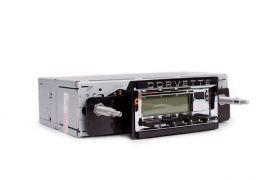 58-62 KHE-100 Bluetooth Stereo AM/FM Radio (Retro Look)