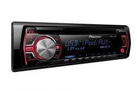 84-96 Pioneer DEHX-3800U AM/FM-CD Stereo & Conversion Kit