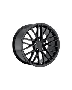 "84-87 ""09 ZR1"" Black Wheel Set (18x9.5"")"