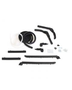63-67 Convertible Top Deluxe Weatherstrip Kit
