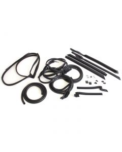 69M Coupe Deluxe Body Weatherstrip Kit