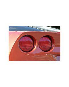 05-13 Brake Light Etched Corvette Letters