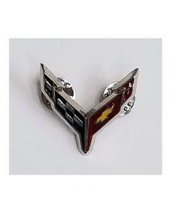 Next Generation Corvette Lapel Pin