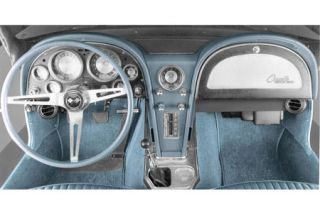 1963-1965 Corvette Old Air Hurricane Air Condition System