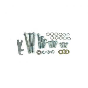 64-76 327/350 Compressor Bolt Kit
