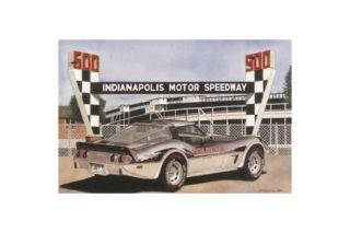 Indy In 78 - Dana Forrester Print