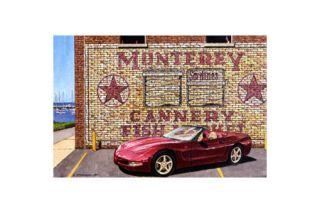 Monterey Roadster - Dana Forrester Print