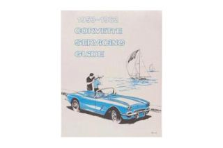 1953-1962 Corvette Service Manual
