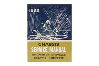 1966 Corvette Shop/Service Manual