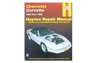 84-96 Haynes Owners Workshop Manual (Default)