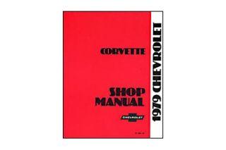 1979 Corvette Shop/Service Manual