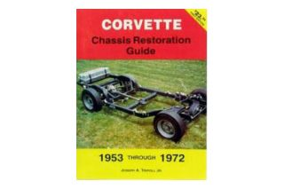 1953-1972 Corvette Chassis Restoration Book