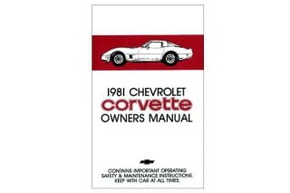 81-82 Owners Manual (Year)