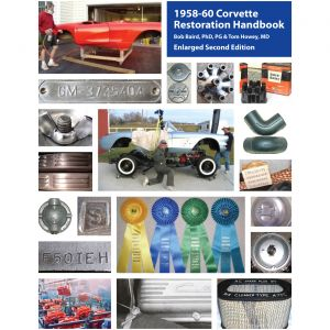 1958-60 Corvette Restoration Handbook