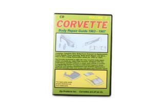 Vol 2: 63-67 Rear Body Repair Guide (CD)