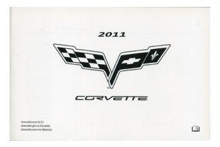 2011 Corvette Owners Manual