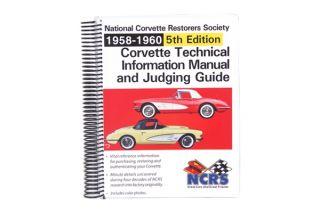 58-60 NCRS Judging Manual (5th Edition)