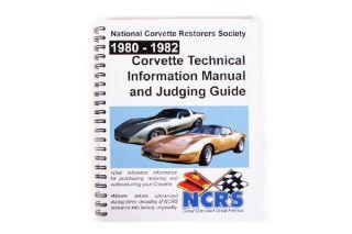 80-82 NCRS Judging Manual (4th Edition)