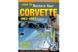 How to Restore Your Corvette: 1963-1967