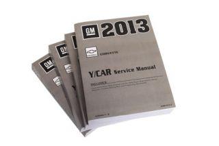 2013 Corvette GM Shop/Service Manual