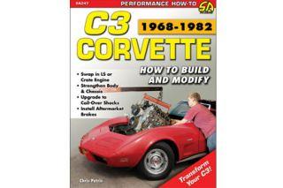 How to Build and Modify; C3 Corvette (Default)