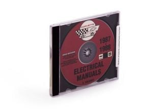 87-88 Electrical Manual CD
