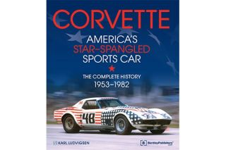 Corvette - America's Star-Spangled Sports Car