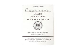 56-60 Chassis Service Operations Manual