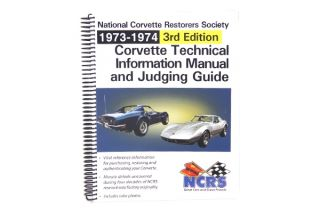 73-74 NCRS Judging Manual (3rd Edition)
