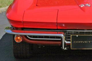 1963-1967 Corvette Front Bumper (Reproduction)