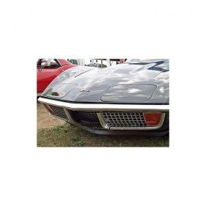 1968-1972 Corvette Front Bumper - GM Reproduction