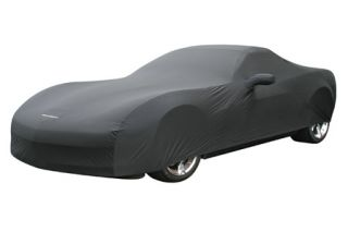 10-13 Corvette GrandSport Satin Dust Car Cover w/Emblem