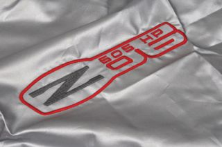 2005-2013 Corvette Intro-Guard Two-Tone Car Cover w/Z06 Logo