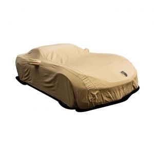 14-18 Premium Flannel Car Cover (Default)