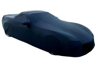 97-04 Super Stretch Satin Car Cover - Black