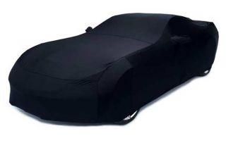 14-18 Super Stretch Satin Car Cover