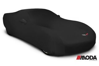 97-04 ModaStretch Car Cover w/Emblem