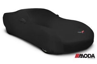 05-13 ModaStretch Car Cover w/Emblem