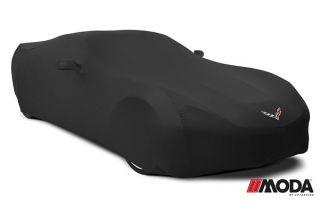 14-19 ModaStretch Car Cover w/Emblem
