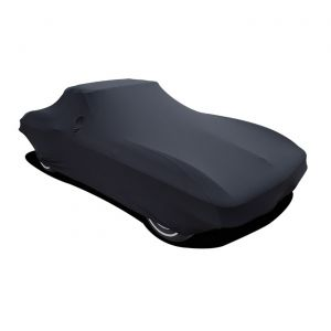 63-67 Onyx Black Satin Indoor Car Cover